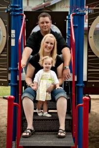 Moose Jaw Family Photography - Eritz Family - Playground