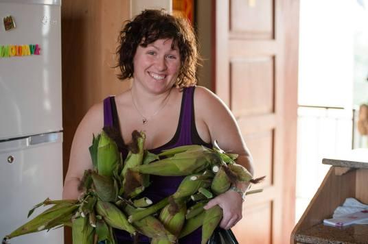 Regina Photographer - In Uganda - Produce