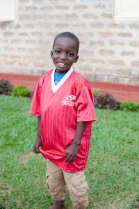 Regina Photographer - In Uganda - Watoto Raphael