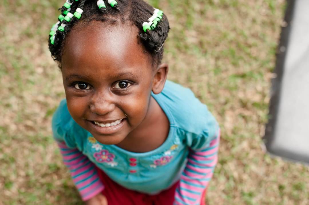 Regina Photographer - Uganda Photography - Watoto Girl