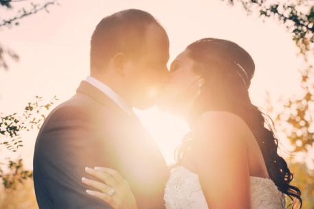 Regina Wedding Photographer - Adam & Vicki - Sunburst