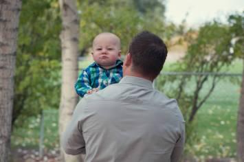 Regina Family Photographer - Astrope Family - Angry Boy