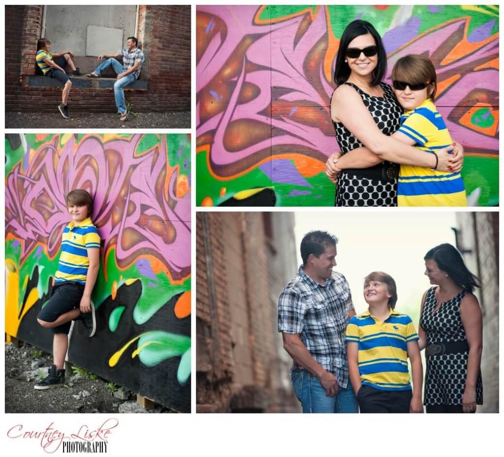 Tait Family - Regina Family Photography