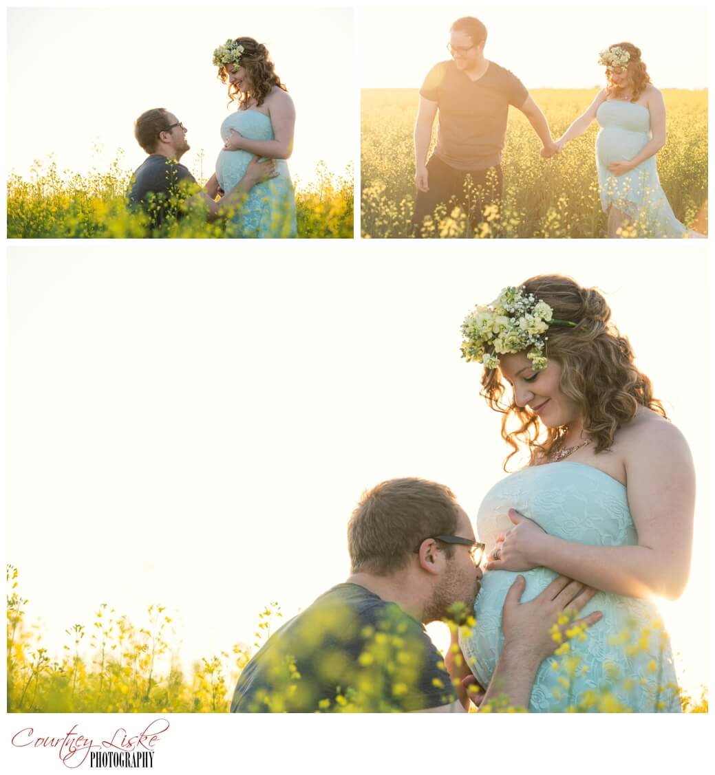 Amy Maternity - Regina Family Photographer - Courtney Liske Photography