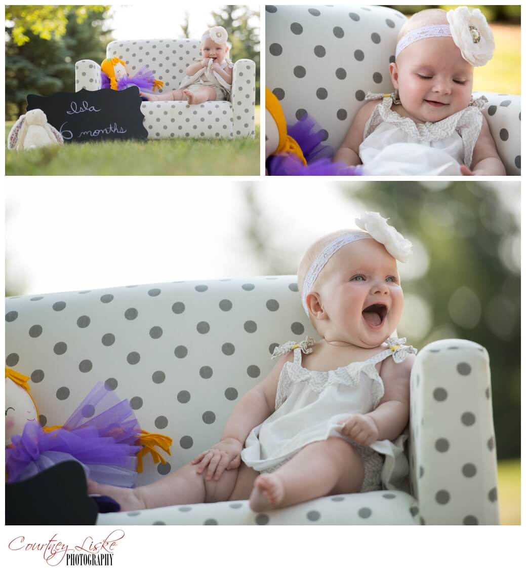 Beautiful Isla - Regina Family Photographer - Courtney Liske Photography