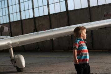 Wings at the Regina Flying Club - Top Gun Favel Family 2015