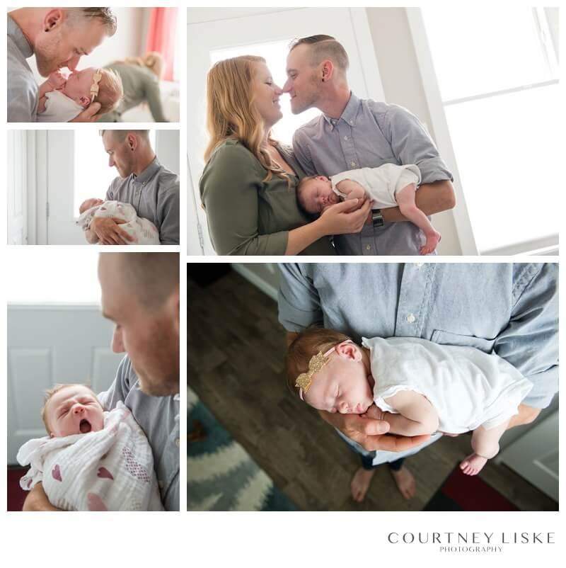 Avonlea Newborn - Courtney Liske Photography - Regina Newborn Photographer - Newborn Photography - Natural light