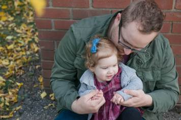 Regina Family photography session in Wascana Park with Courtney Liske Photography