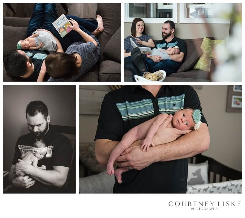 White City Newborn - Valley Newborn Photos