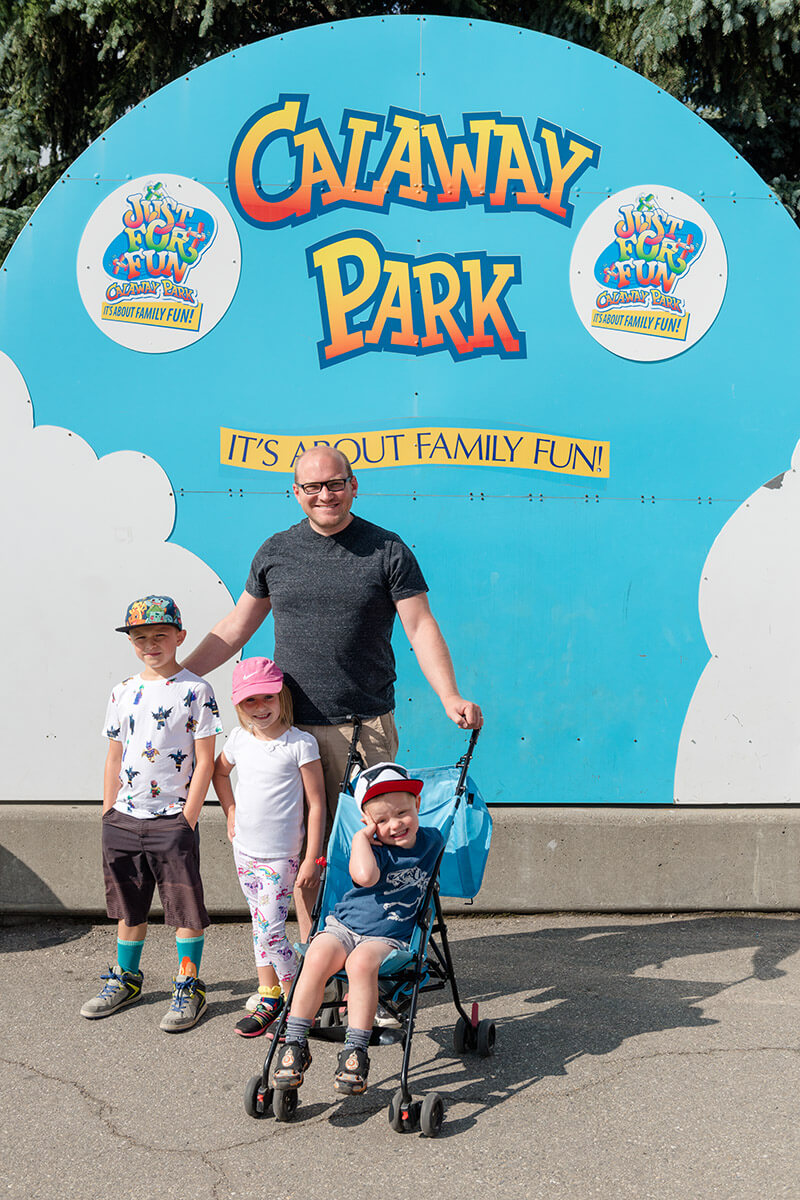 Calaway Park is about family fun