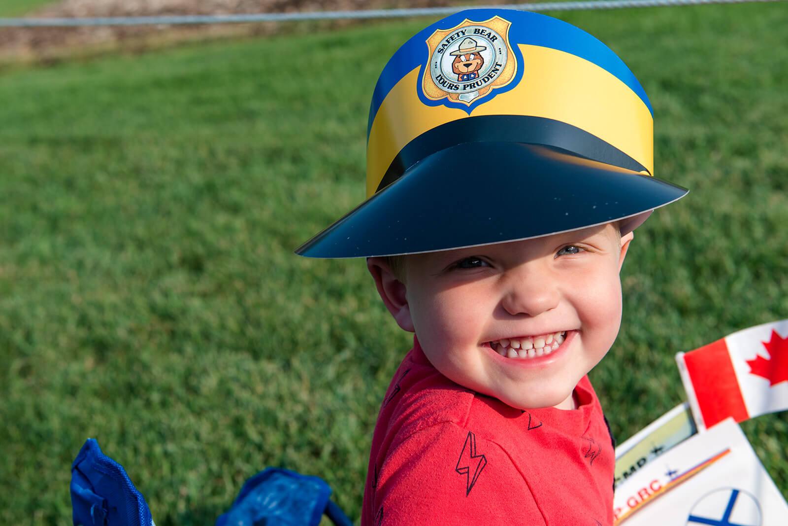 Courtney Liske Photography - Regina Family Photographer - RCMP - Sunset-Retreat Ceremony - Future Cadet