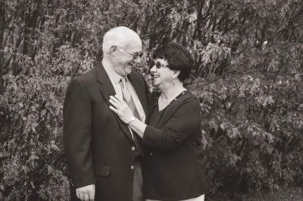 Celebrating 50 years of marriage in Indian Head