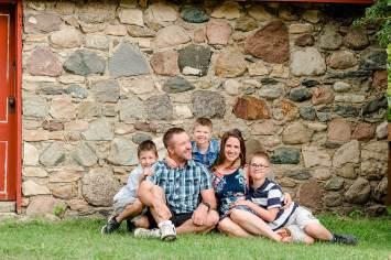 Regina Family Photographer - Kramer Family