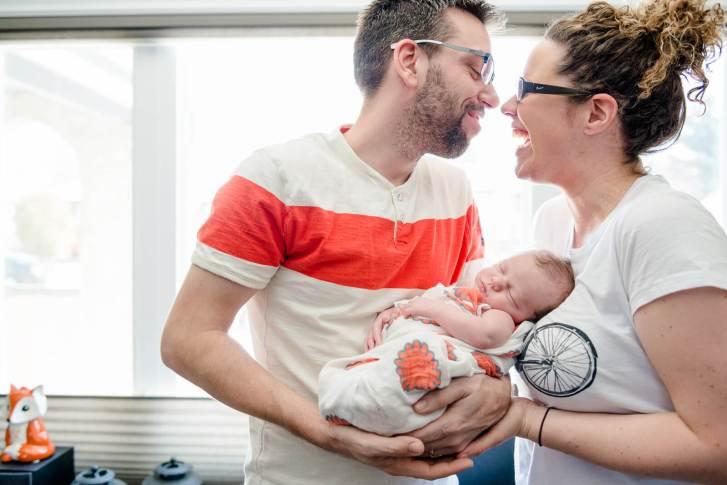 Regina Newborn Photographer - Cooper Crunched