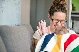 Regina Newborn Photographer - Terri & Cooper