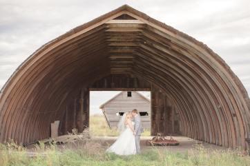 Regina Wedding Photographer - Stephen & Sara - Quonset