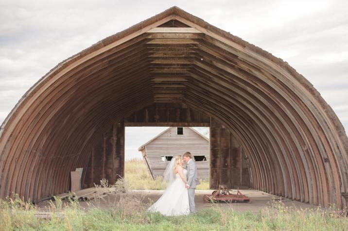 Regina Wedding Photographer - Stephen & Sara - Quonset