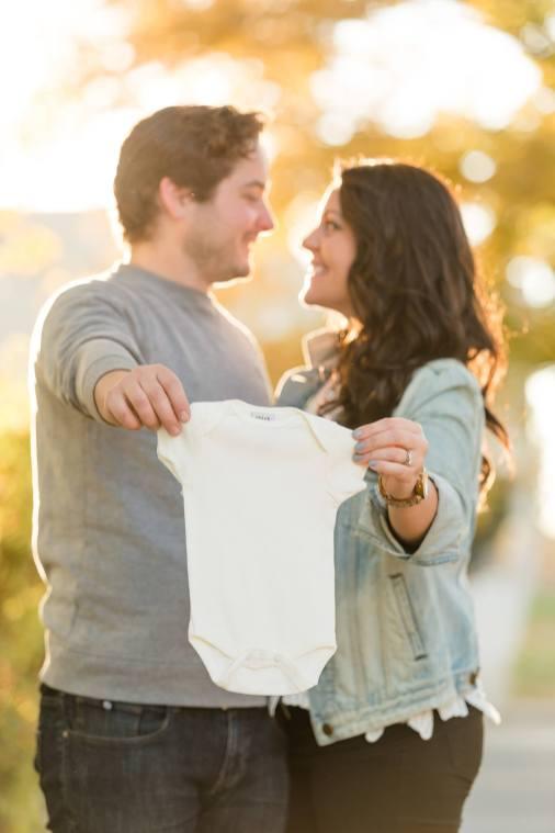 Joel & Heather announce their pregnancy