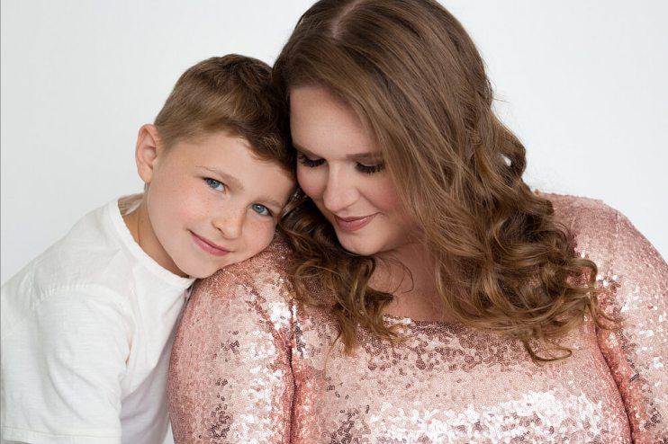 Mommy and Ashton