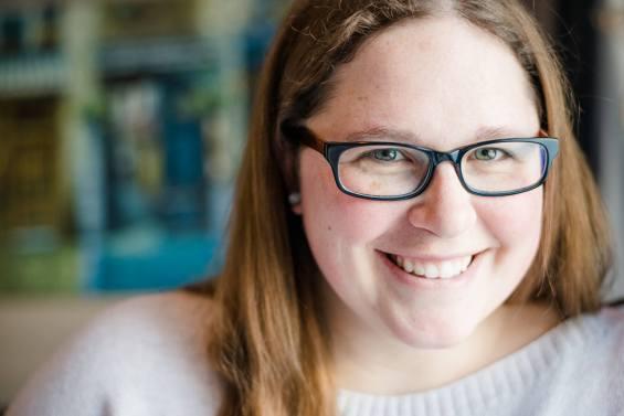 Courtney Liske in La Dolce Vita in Ottawa