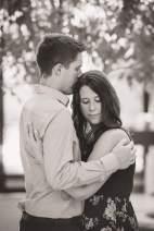 Cory_Kelsey Regina Winter Engagement