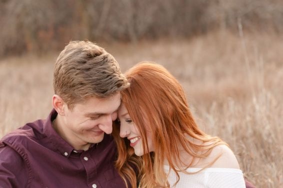 Regina Engagement Photographer - Cole-Alisha - Wascana Trails