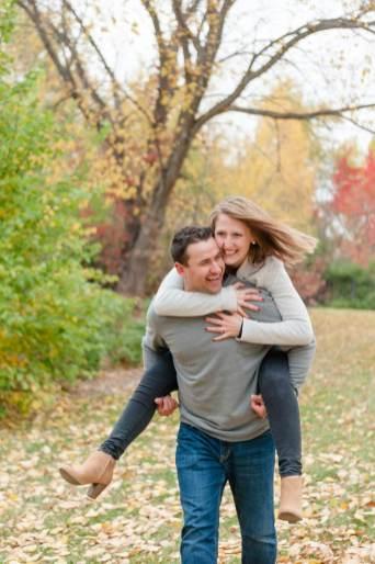 Regina Engagement Photography - Andrew-Stephanie- Fall Engagement