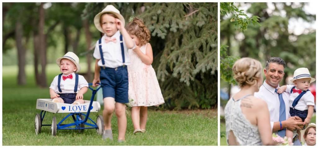 Regina Family Photographers - Dumont Family - Wascana Park