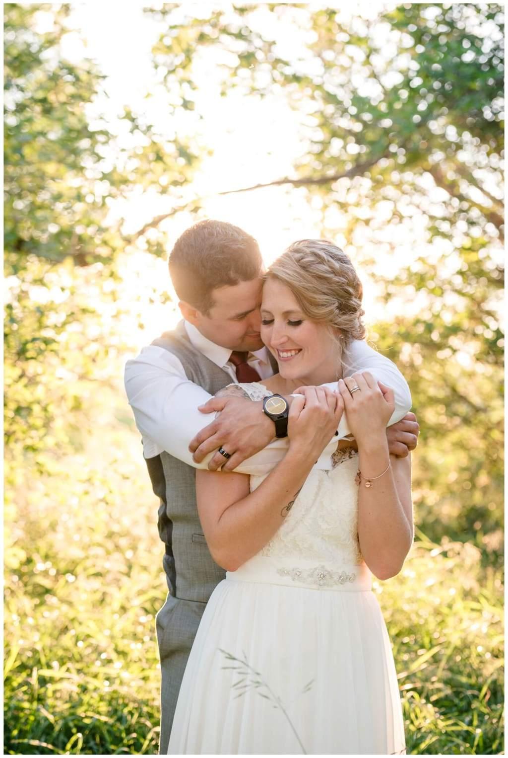 Regina Wedding Photographer - Andrew-Stephanie - Golden Hour Portraits