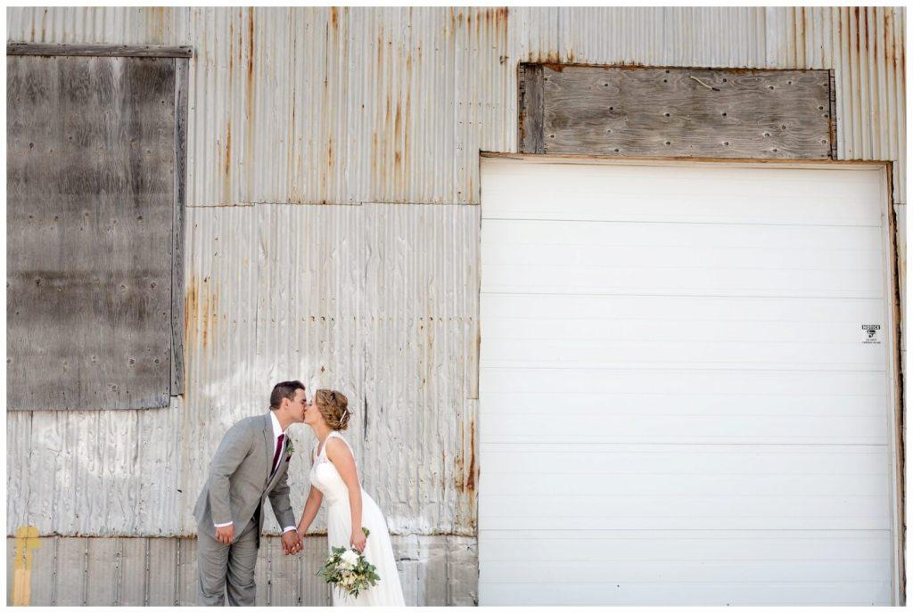 Regina Wedding Photography - Andrew-Stephanie - Steel - Regina Warehouse District