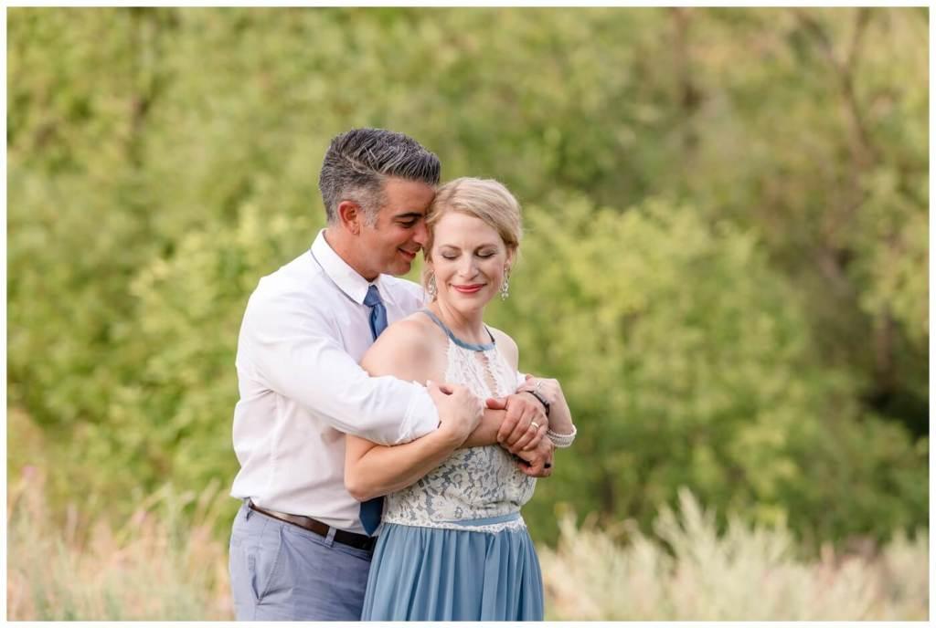 Regina Wedding Photography - Zack-Kelsey - Wascana Park - Tall grass