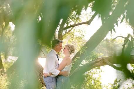 Kelsey & Zack - Dumont Vow Renewal at Wascana Park