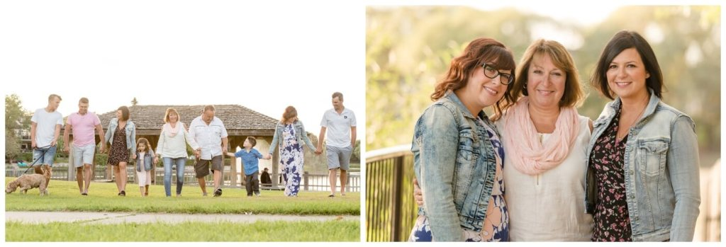 Regina Family Photographer - Storz Extended Family - Lakewood Park