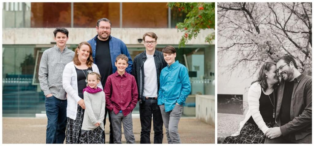 Regina Family Photographers - Butler Family - Susan-Matt-Josiah-Lucas-Caris-Aaron-Nathan - Family Session - Wascana Park