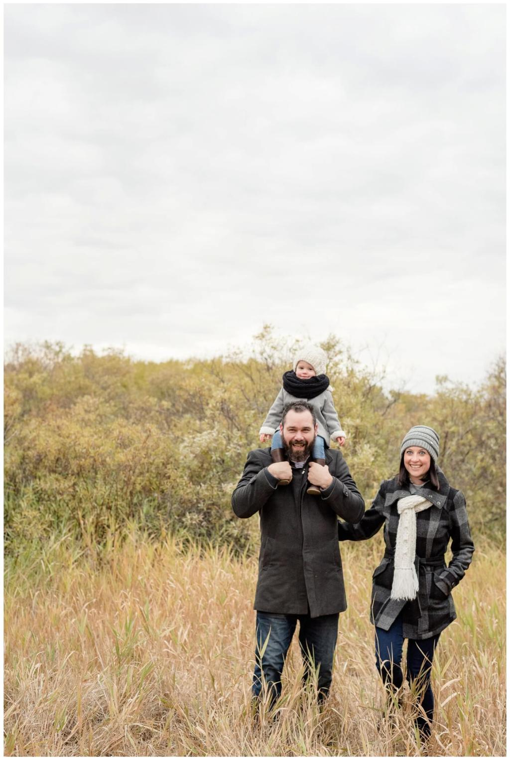 Regina Family Photography - Lisa-Kim-Valley - Fall Family - Wascana Trails