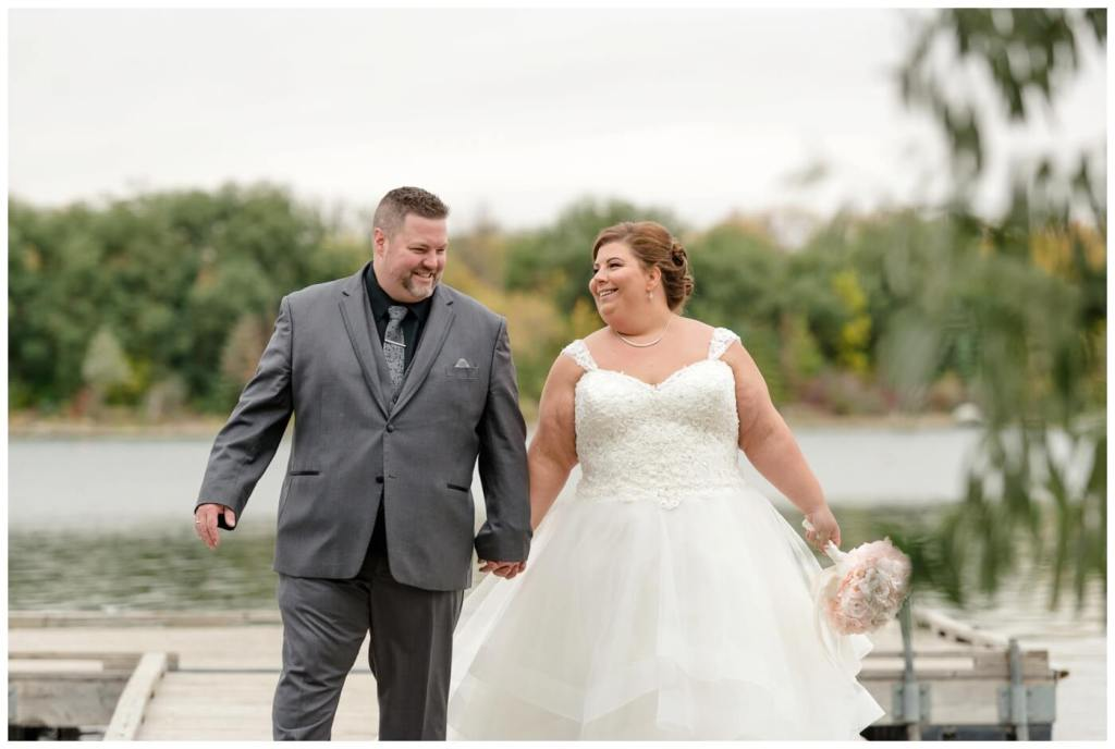 Regina Wedding Photographers - Scott-Ashley - Fall Wedding - Wascana Park - Regina Rowing Club