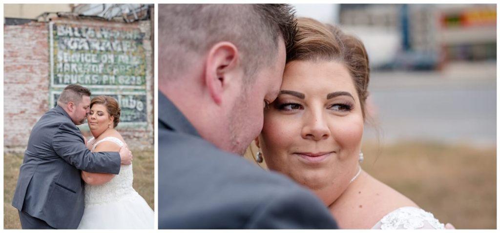 Regina Wedding Photography - Scott-Ashley - Fall Wedding - Morilee gown - Madeline Gardner - Bridal Formals - Exposed Brick