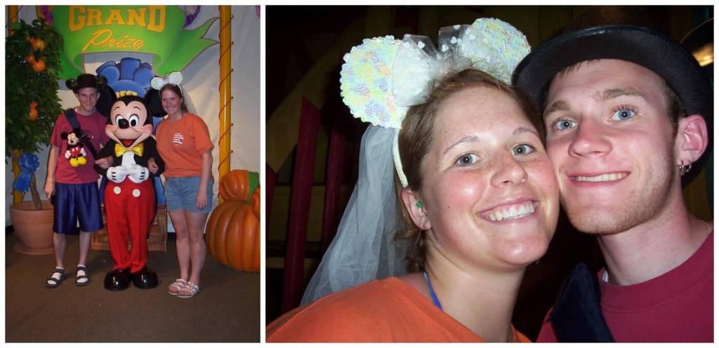 Regina Wedding Photographer - The Liskes in SoCal - Liske Family - Disneyland - Announcement - Disney Honeymoon