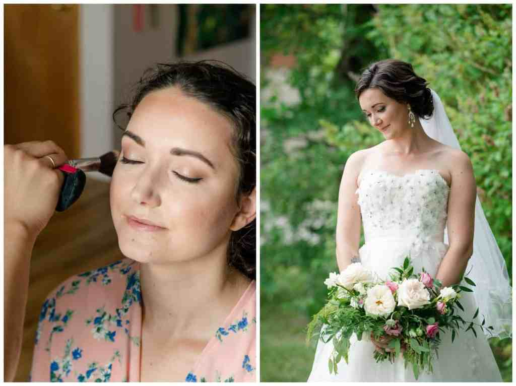 Regina Wedding Photographers - La Beaute by Samantha - Regina Makeup Artist - Bridal Makeup Regina