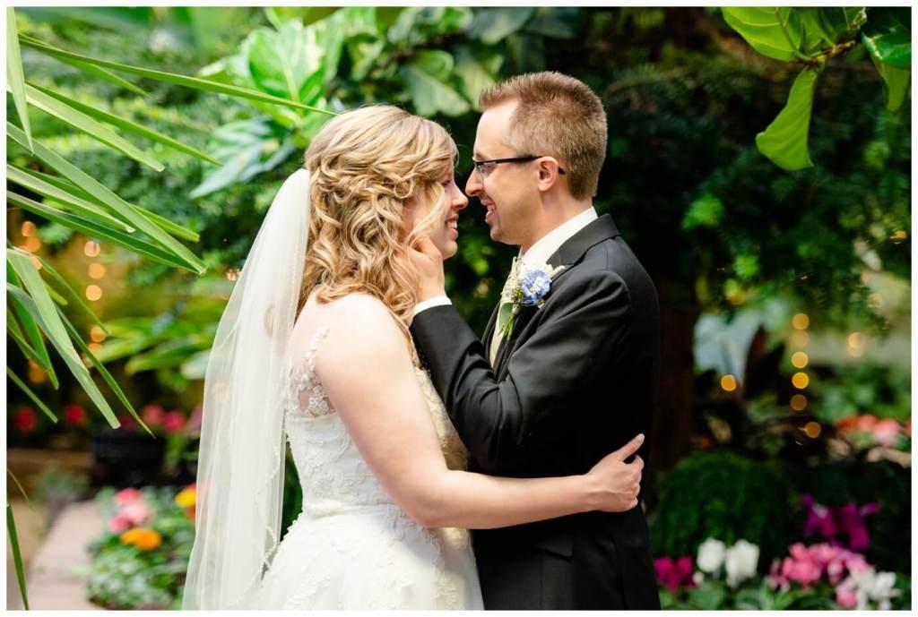 Regina Wedding Photographers - Dave - Sarah - Wedding - Regina Floral Conservatory