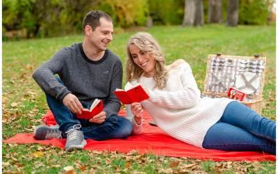 Mike & Liuda Engagement