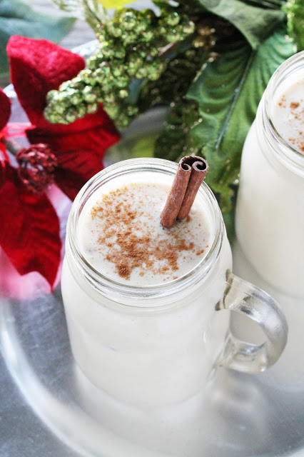 Old Fashioned Non Alcoholic Eggnog