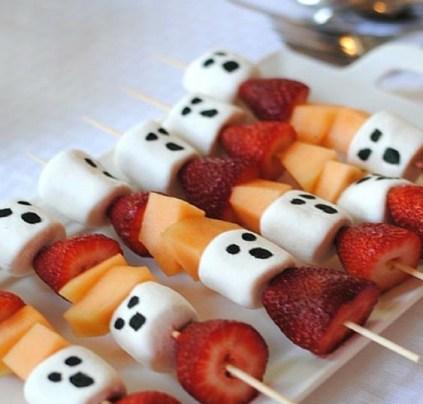 Health(ier) halloween treats