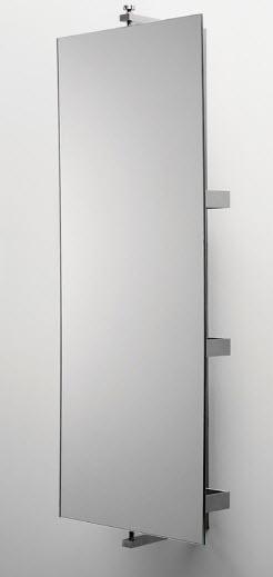 bathroom mirror hidden storage
