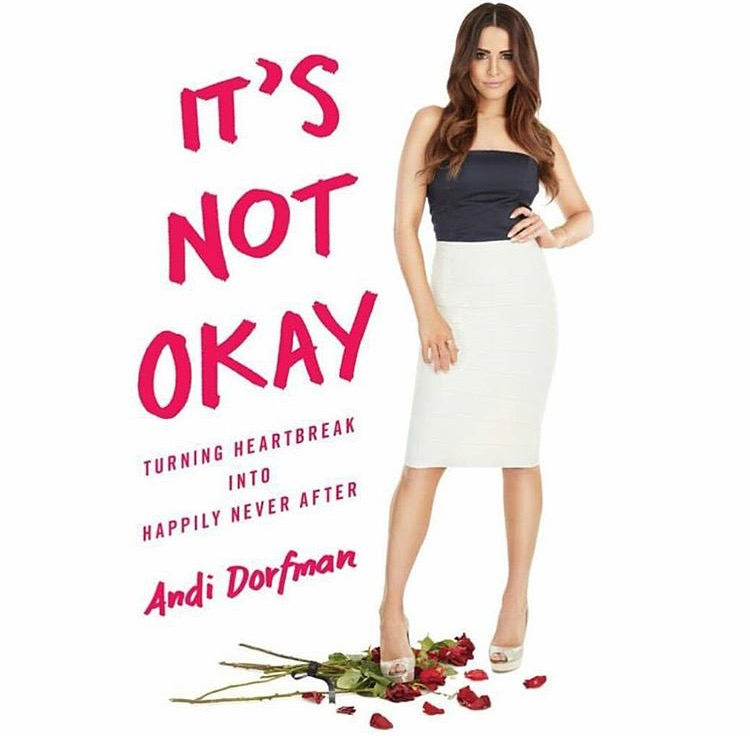 Bachelor Book Review: Andi Dorfman's It's Not Okay