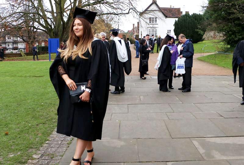 My Proudest Moment So Far – Graduating