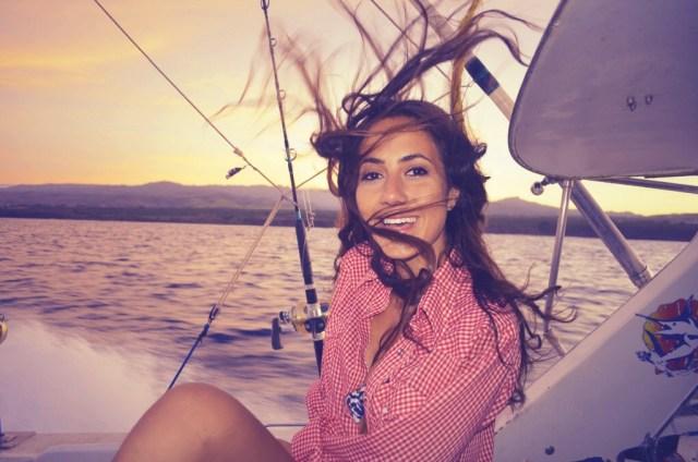 Courtney Scott Sunrise Kauai Deep Sea