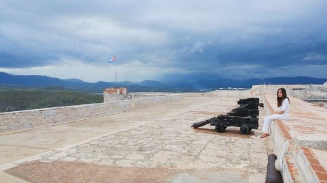 El Morro Fortress in Santiago de Cuba