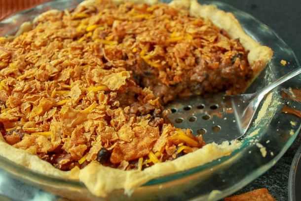 Vegan Taco Pie