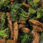 Easy Vegan Beef and Broccoli